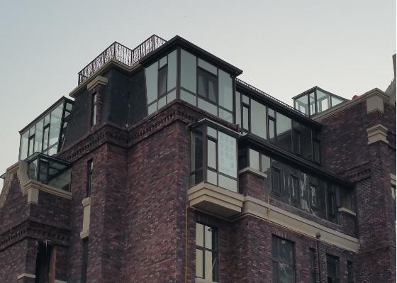 长春塑钢窗案例