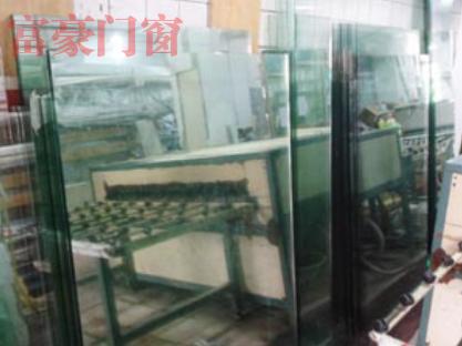 门窗玻璃加工制作工艺流程