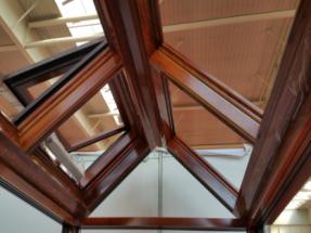 集合铝型材专业阳光房产品