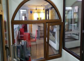 铝生态木门窗