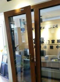 中高档塑钢门窗